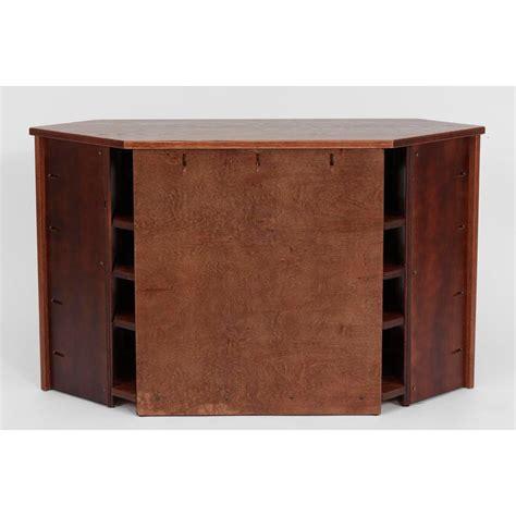 mission style corner tv cabinet mission style solid oak corner tv stand 47 quot the oak