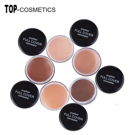 Makeup Silky professional concealer 1pcs makeup contour smooth silky care base cosmetics brand popfeel