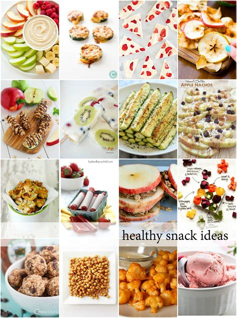 Detox Snack Ideas Fgor School by Healthy Snacks The Idea Room