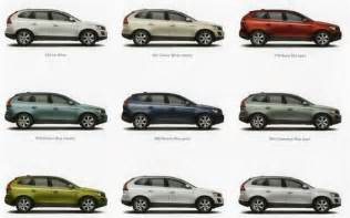 Volvo Xc60 Colours Available New Volvo Xc60 2017 Price Specifications Colour