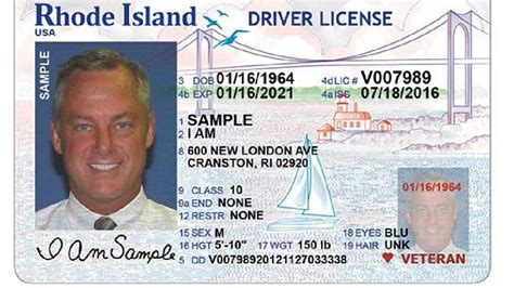 Driver License Background Check Ri Dmv To Issue New Driver S License Wjar