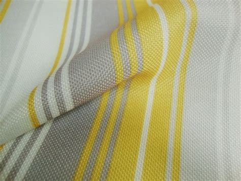yellow upholstery fabric uk nova yellow stripes curtain fabric by curtains n fabx