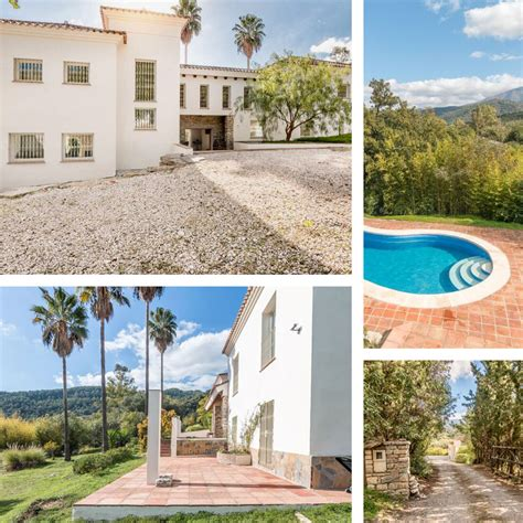 finca for sale costa del sol gaucin property for sale finca for sale in gaucin costa
