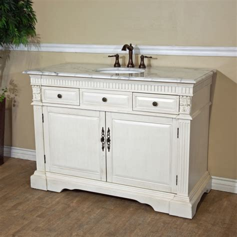 excellent white bathroom vanity single sink with solid