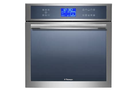 tecnogas cucine catalogo fm611x fm611 inox elettrico stile moderno forni