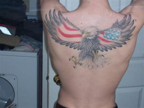 back eagle tattoo designs american eagle tattoos designs ideas and meaning