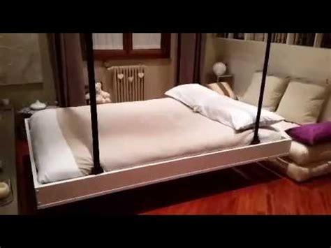 letto a scomparsa nel soffitto soluzioni salva spazio letti a scomparsa nel soffitto