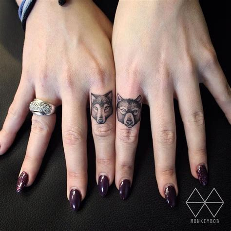 finger tattoo brisbane 21 best monkey bob tattoo images on pinterest at sign