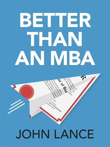 Is A Degree Or Mba Better by Product Details Pan Macmillan Australia