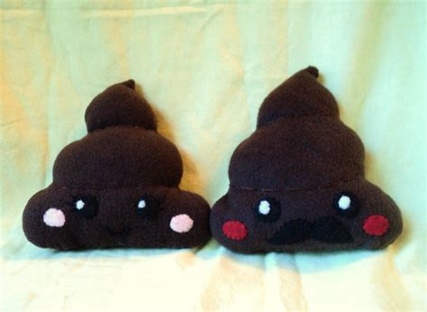 Poo Poo Mr Pugh by Miss And Mr Poo Plushies By Xofifi On