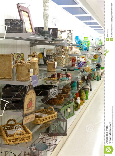home goods store editorial stock image image