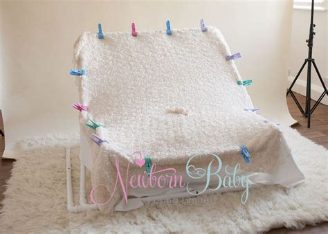Promo Baby Newborn Foto Props Backdrop Blanket Rug frame for beanbag newborn baby posing limited