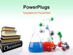 free chemistry powerpoint templates hemistry molecular chain and flasks witch liquid fluid