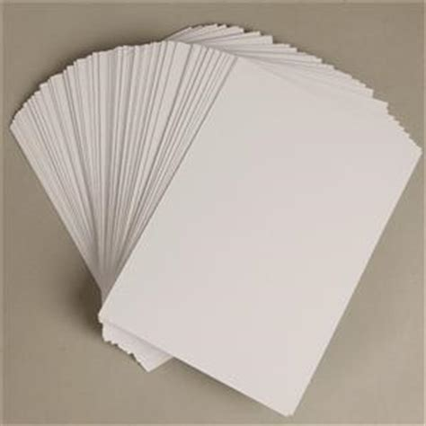Of Paper - akvarell papper a4 vitt 300g papper l 229 g frakt snabb