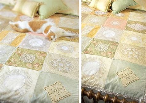 doily craft projects 17 best images about doiley quilts on vintage