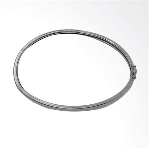 Gelang Oval Putih Kubus Pita gambar contoh desain cincin peridot rectangular pria wanita emas berlian asli di rebanas rebanas