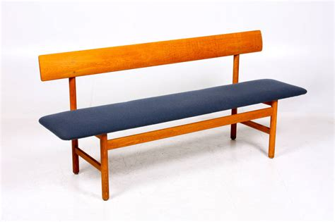 shaker benches shaker bench by b 248 rge mogensen at 1stdibs