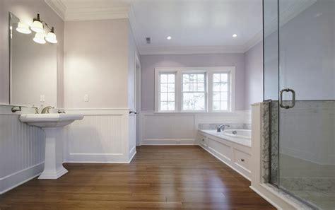 Wainscoting Bathroom Walls by Bathroom Wall Panels