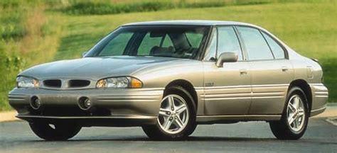 how to learn about cars 1999 pontiac bonneville instrument cluster 1998 pontiac bonneville review