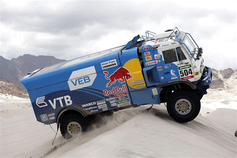 rally truck pin kamaz rally paris dakar truck master the desert on