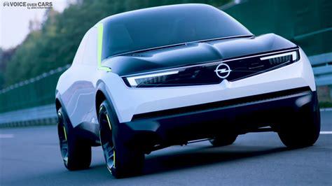 2019 Opel Gt by Opel Gesicht 2019 Zeigt Die Opel Gt X Experimental Studie