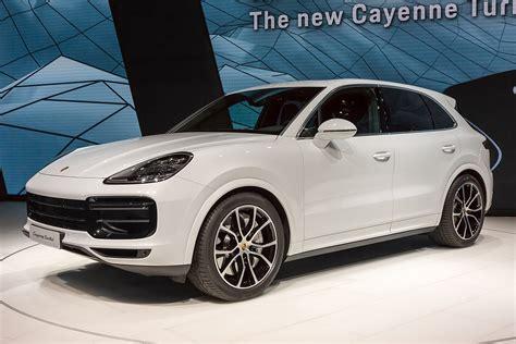 Porsche Typen by Porsche Cayenne Typ Po536