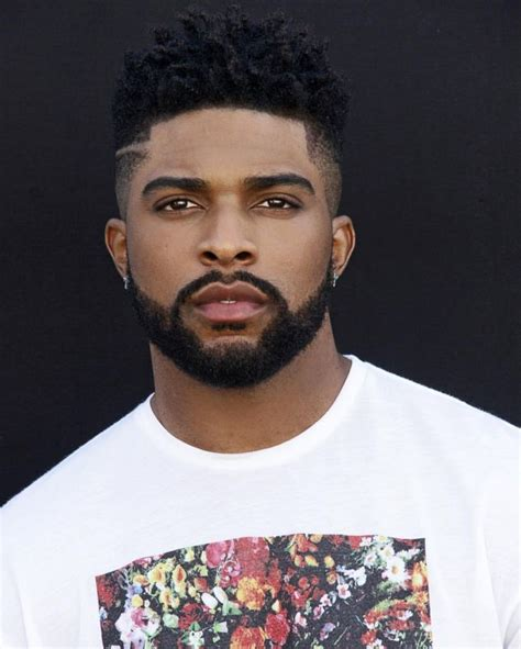 the top 19 hottest black men haircuts latest hairstyles best 25 mens hairstyles fade ideas on pinterest