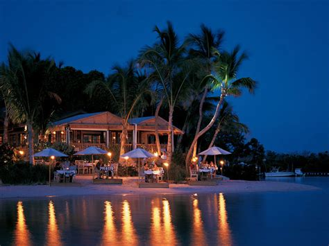 The Dining Room At Little Palm Island by Travel Revue 187 Hotels Spas Amp Destinations Travel News