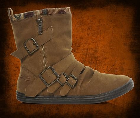 s blowfish casual buckle boots at shoe carnival