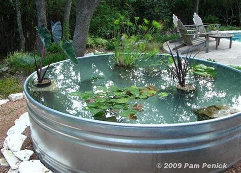 Diy Backyard Pond Ideas 20 Impressive Diy Water Feature And Garden Pond Ideas