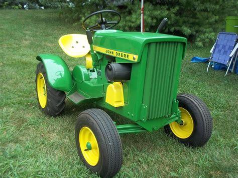 deere 110 lawn garden tractor deere