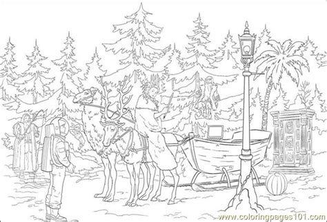Narnia 001 2 Coloring Page Free Others Coloring Pages Narnia Coloring Page