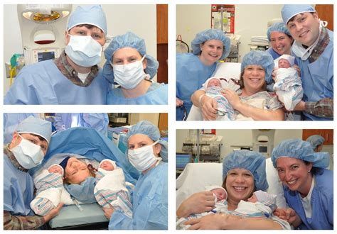 c section triplets our twins birth c counselor mom