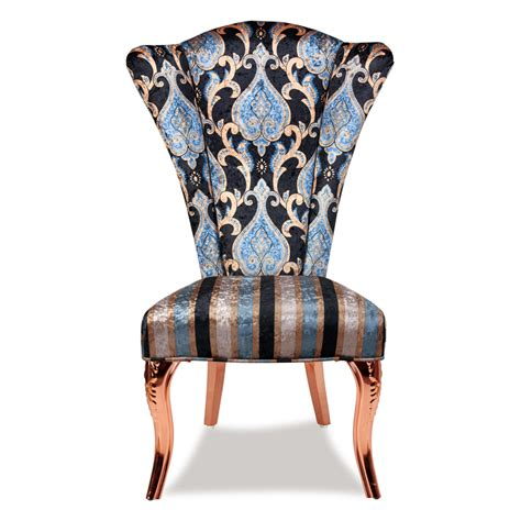 comfortable modern dining chairs comfortable royal style modern dining chair cntopfurniture