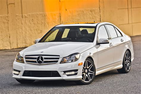 Mercedes C300 4matic by 2013 Mercedes C Class Reviews And Rating Motor Trend