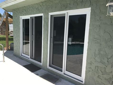 Impact Resistant Sliding Glass Doors Impact Resistant Doors Miami Dade Certified