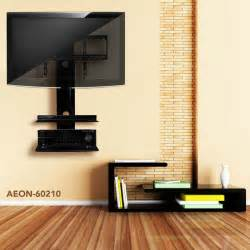 tv wall mount with shelf 2 shelves tv mounts av express