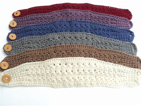 pattern for headbands crochet pattern star stitch wide headband pattern adult and