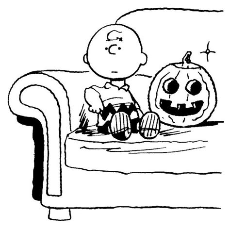 snoopy pumpkin coloring pages charlie brown halloween snoopy coloring pages pumpkin