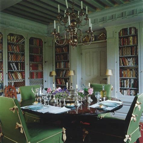 Library Style Dining Room 374 Best Images About Dining Rooms On