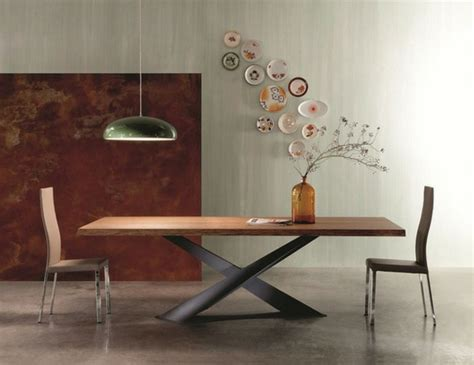 le esszimmertisch table 224 manger design pour un int 233 rieur moderne