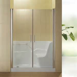 frameless shower enclosures walk in tub shower combo walk
