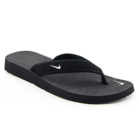 Sandal Surfer Summer Plants 01 Black womens nike celso sandals black white size 6 apparel accessories shoes thongs flip flops