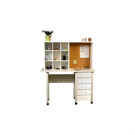 White Computer Desk With Hutch White Computer Desks White L Shaped Desk Office White Office Desk With Hutch Office Ideas