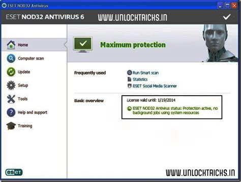 eset nod32 full version free download with key free download eset nod32 antivirus 6 full version with