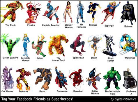 printable heroes reddit superheroes facebook tagging meme digital citizen