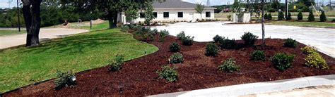 commercial grounds maintenance services waco tx picture