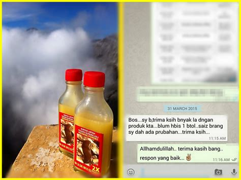 Minyak Lintah Malaysia rahsia suami dan isteri pembekal minyak lintah gunung no