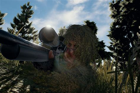 pubg event mode pubg s new event mode is all about ghillie suits and