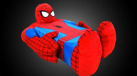 spider man bed i d never get out spider man bed incredible things